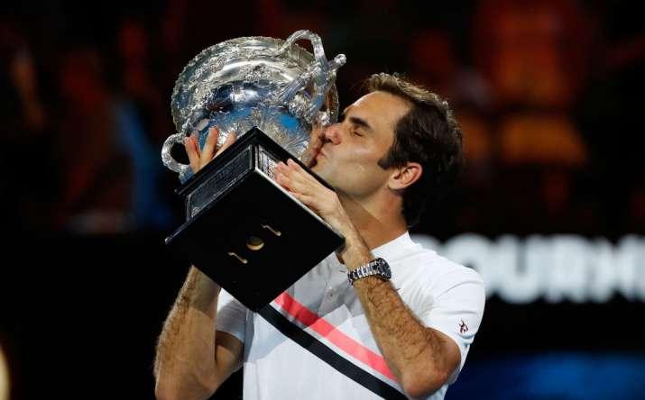 India Tv - Roger Federer is the current men's defending champion