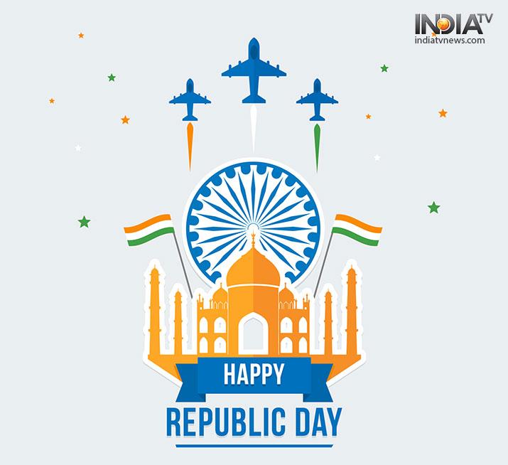 India Tv - Happy 70th Republic Day 2019