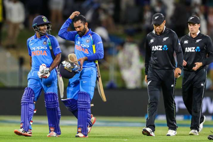 3rd ODI: India complete 10 Year Challenge by blowing away New Zealand by 7 wickets
