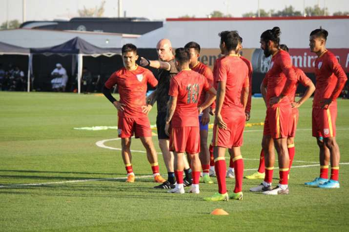 India will open their 2019 AFC Asian Cup campaign against