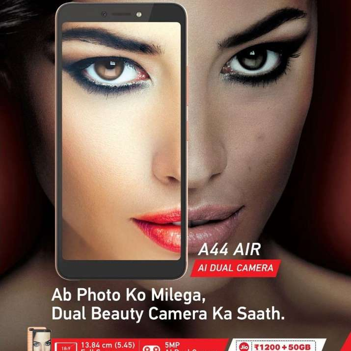 India Tv - itel A44 Air