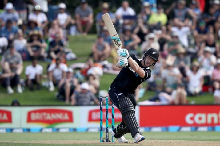 New Zealand recall Jimmy Neesham, Todd Astle for final two ODIs against India