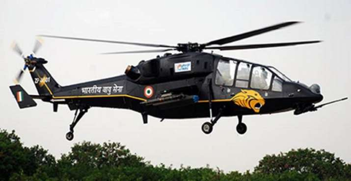 Light Combat Helicopter (LCH)