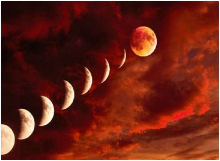 wolf blood moon meaning astrology - photo #23