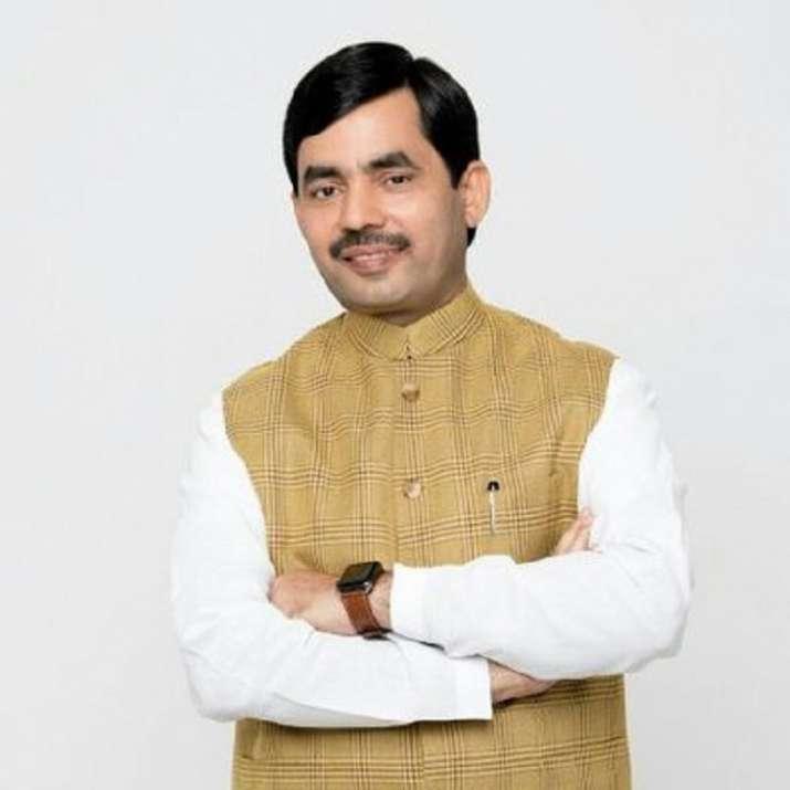 BJP national spokesperson Syed Shahnawaz Hussain