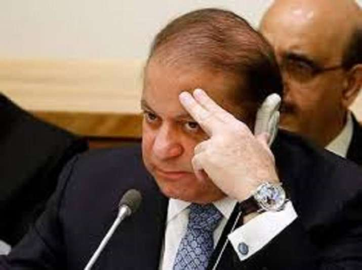 Sharif has been serving a seven-year jail term in