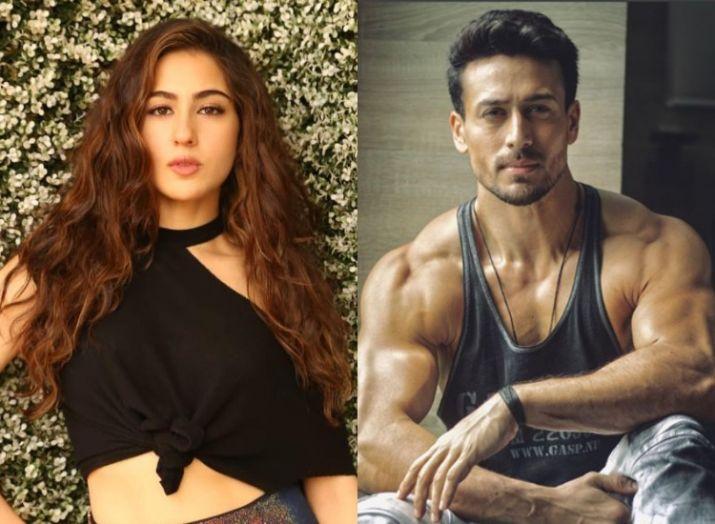 India Tv - Tiger Shroff and Sara Ali Khan in Baaghi 3?