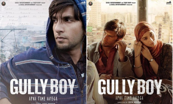 Gully Boy First Look