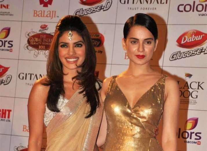 India Tv - Kangana Ranaut wants to work with Priyanka Chopra again
