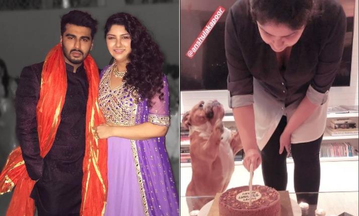 Arjun Kapoor decorates house for sister Anshula Kapoor as