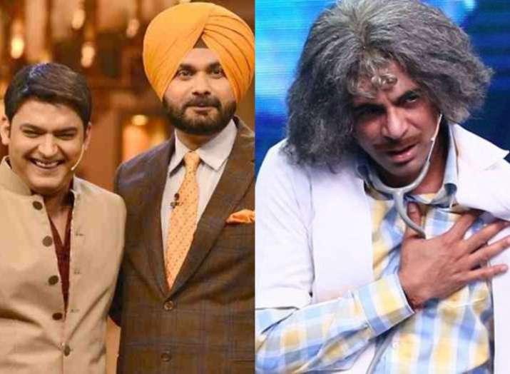 Navjot Singh Siddhu hints on comedian Sunil Grover's return to The Kapil Sharma Show