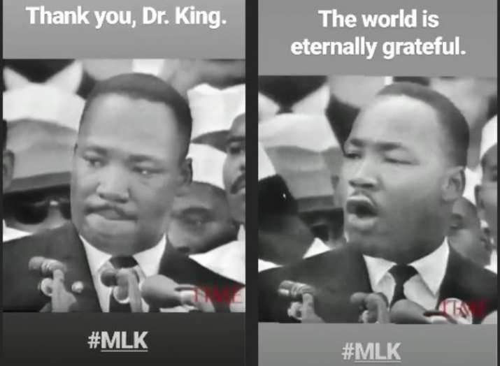 India Tv - Priyanka Chopra, Nick Jonas remember Martin Luther King Jr. on MLK Day 2019