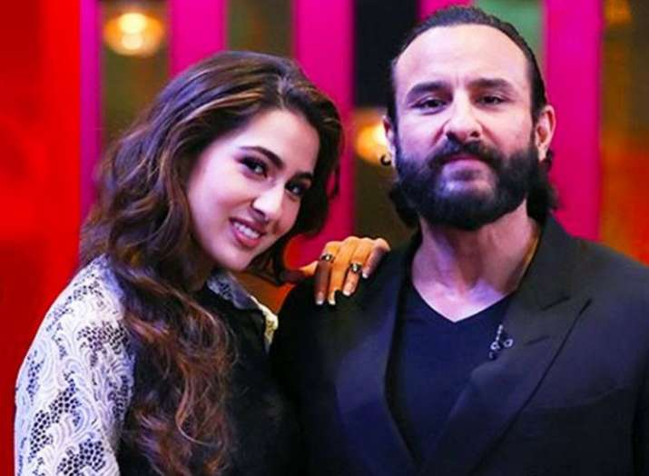 Saif Ali Khan to play Sara Ali Khan's father in Imtiaz Ali's Love Aaj Kal 2
