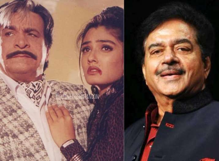 Raveena Tandon remembers Kader Khan, Shatrughan Sinha says 'there is lesson to be learnt from his de