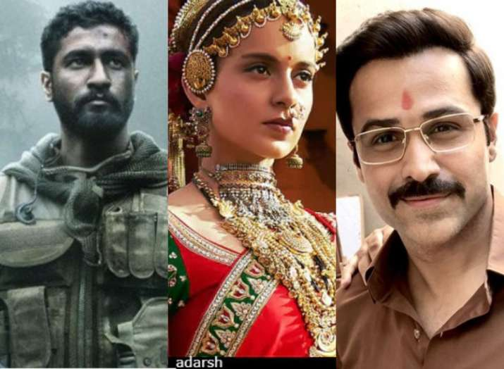 New Hindi Movei 2018 2019 Bolliwood: Uri To Manikarnika, 6 Bollywood Movies To Watch Out For In