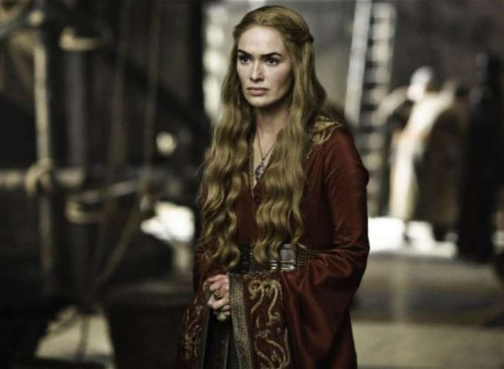 Lena Headey aka Queen Cersie says she got 'emotional' on the last day of 'GoT' filming