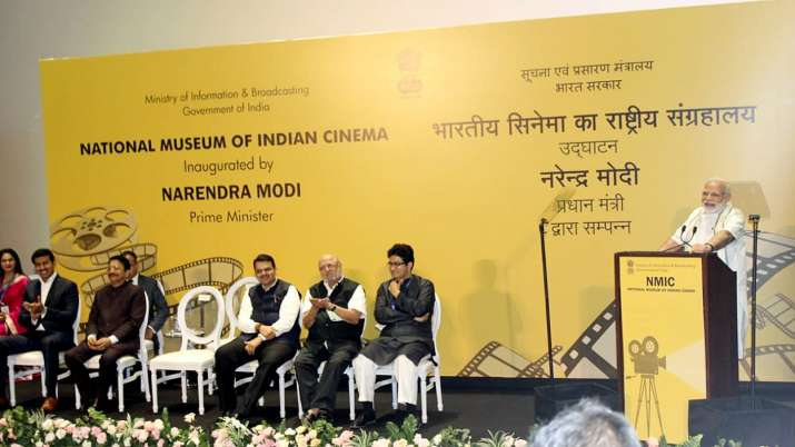Historical glimpse into 105-year Indian Cinema: PM Modi unveils first cinema museum, in pics