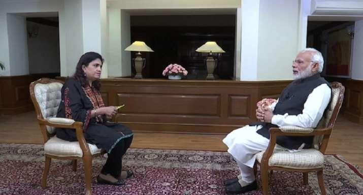 India Tv - PM interview LIVE: Narendra Modi interview Live streaming PM Narendra Modi ,