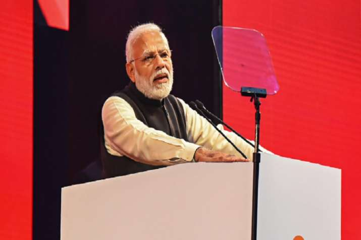 Without naming Rajiv Gandhi, PM Modi alluded to the former
