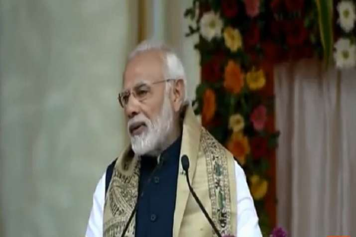 PM Modi launches a slew of projects worth Rs 4,500 crore