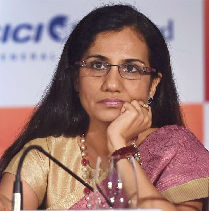 Former ICICI Mandnging Director and CEO Chanda Kochhar