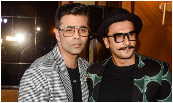 Karan Johar calls Ranveer Singh flamboyant; Compares Simmba's actor with Ranbir Kapoor & Varun Dhawa