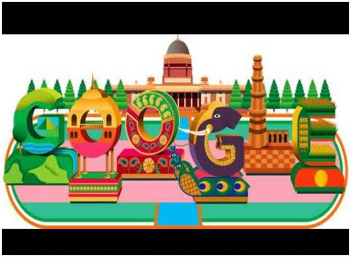 Republic Day 2019: Internet search giant Google celebrates