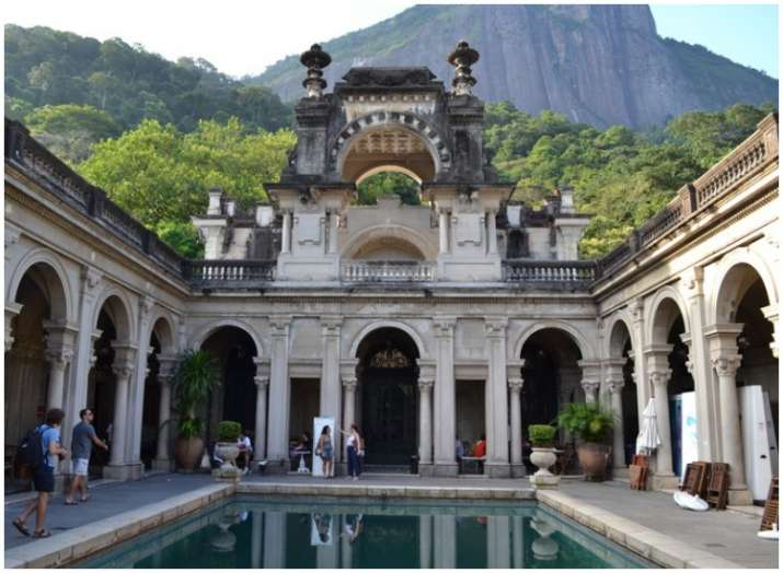 Name the World Capital of Architecture: Brazilian city Rio de Janeiro is the answer