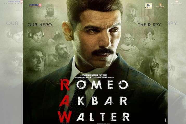 Romeo Akbar Walter is an original Indian espionage thriller, says John Abraham