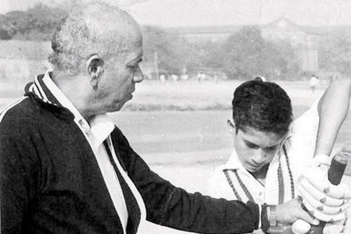 Well played sir, may you coach more wherever you are: Sachin Tendulkar pays tribute to Ramakant Achr