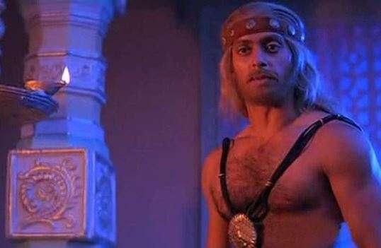 India Tv - A still from Salman Khan's movie Suryavanshi
