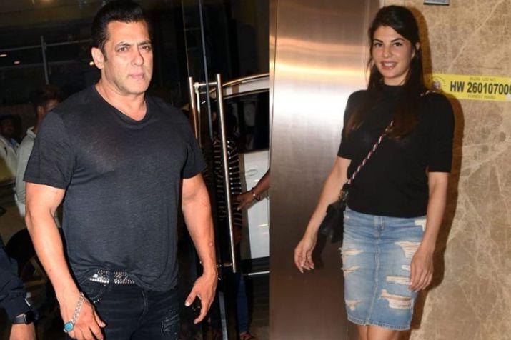 India Tv - Salman and Jacqueline