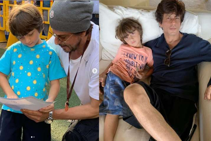 Shah Rukh Khan reveals son AbRam one of the reasons for not stepping into direction