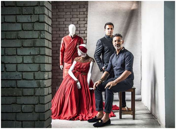 Designer Duo Shantanu And Nikhil Say It Almost Feels Like Being Reborn For Lfw Grand Finale Fashion News India Tv