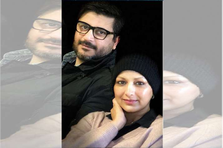 Sonali Bendre writes a heartfelt message for husband Goldie Behl on his birthday