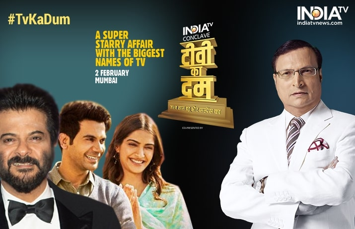 India Tv - Sunil Grover, Hina Khan, Shilpa Shinde and other celebs to attend India TV's mega conclave