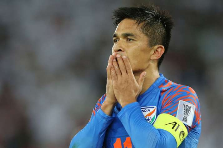 AFC Asian Cup: India crashed out after losing to Bahrain by 1-0