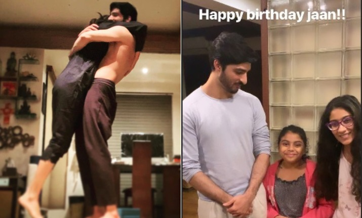 Sushmita Sen wishes her 'Rooh' Rohman Shawl on birthday