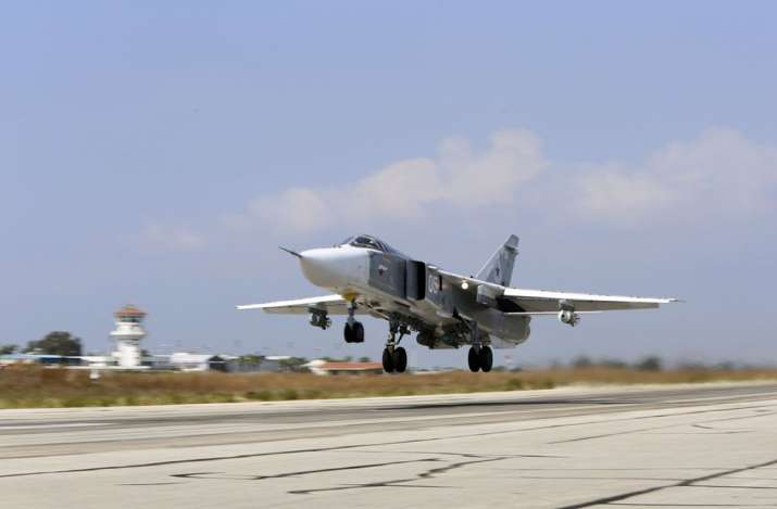 Russian fighter jets collide mid air over Sea of Japan;