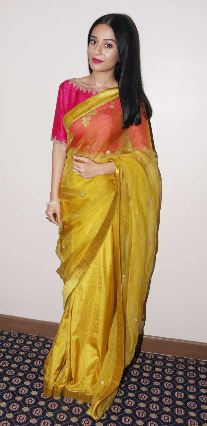 India Tv - Thackeray actress Amrita Rao is pro at pulling off traditional outfits; See in pics