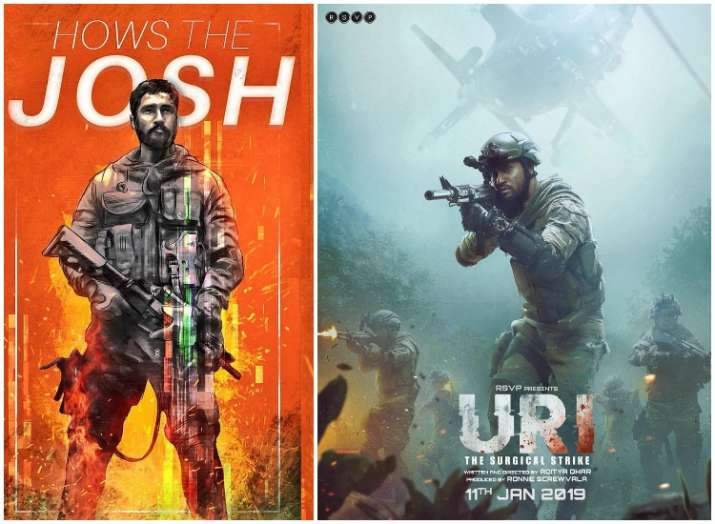 Uri The Surgical Strike Movie Review 2019 The Upcoming War Drama