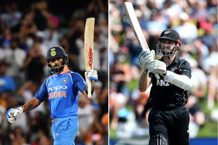 Virat Kohli Versus Kane Williamson Colossal Numbers