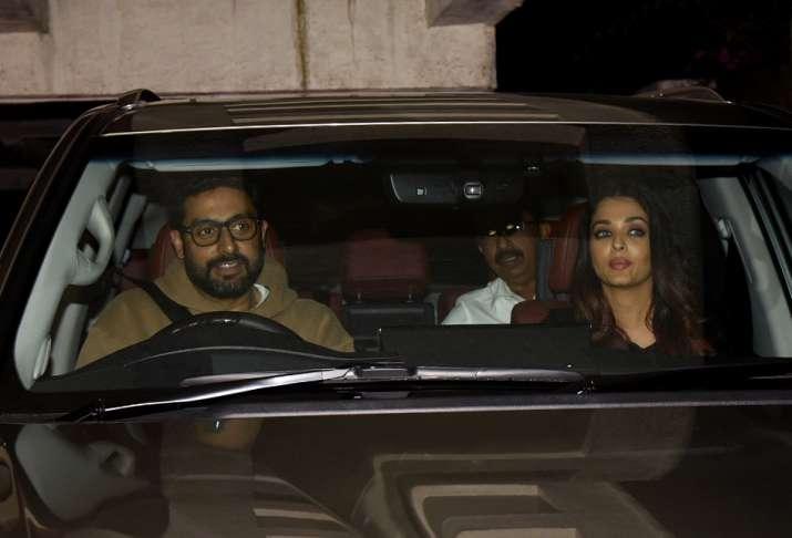 India Tv - Abhishek Bachchan, Aishwarya Rai Bachchan