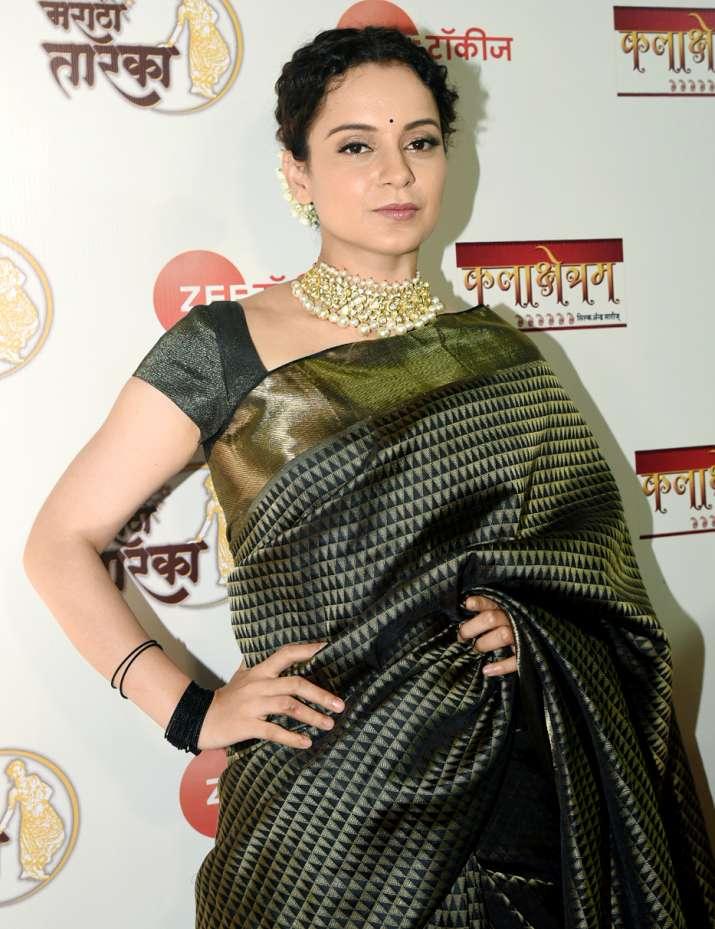 India Tv - Kangana Ranaut