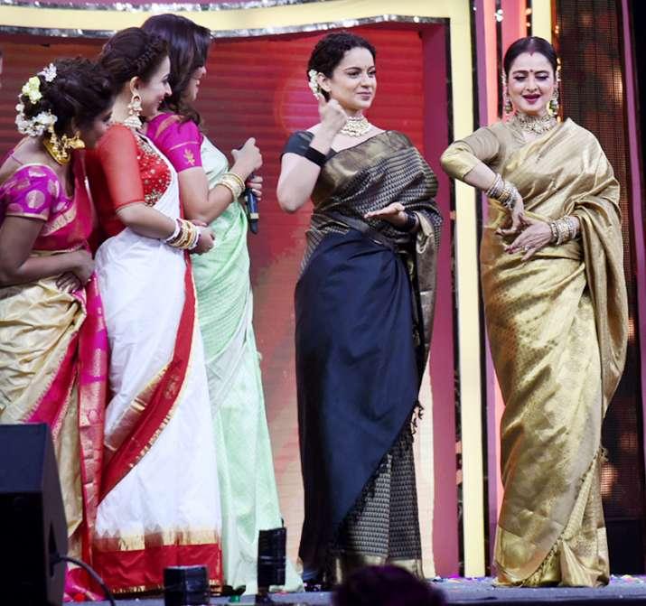 India Tv - Kangana Ranaut, Rekha