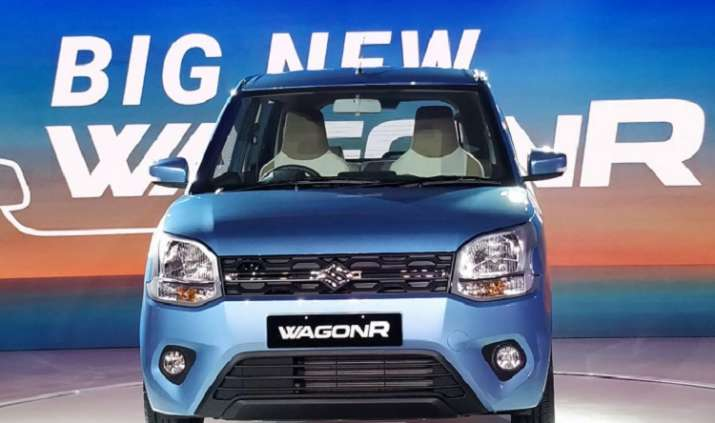 Maruti unveils new WagonR to compete with Tata Tiago