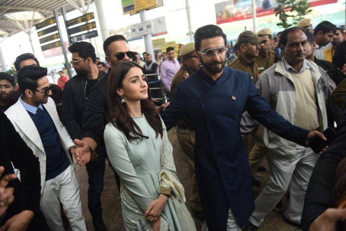 India Tv - Bollywood celebrities meet PM Narendra Modi
