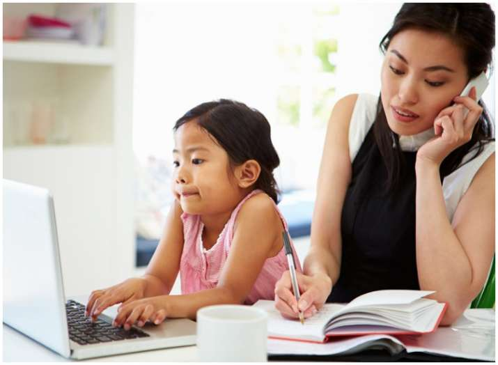 Lifestyle disorder: Part-time working mothers more likely to work longer being unpaid