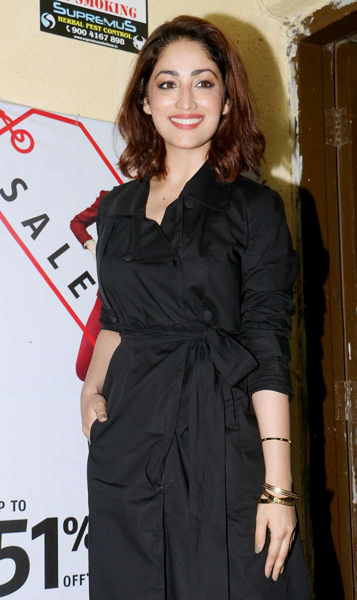 India Tv - From classic black dress to ethnic wear, actress Yami Gautam show you how to nail any attire