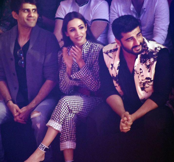 India Tv - Malaika and Arjun